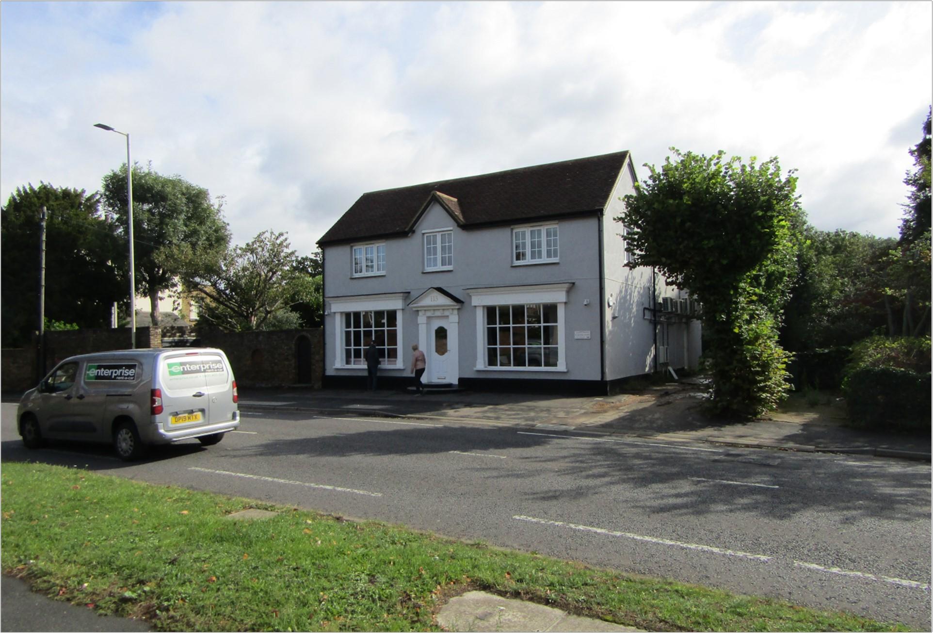 113 High Road, Broxbourne