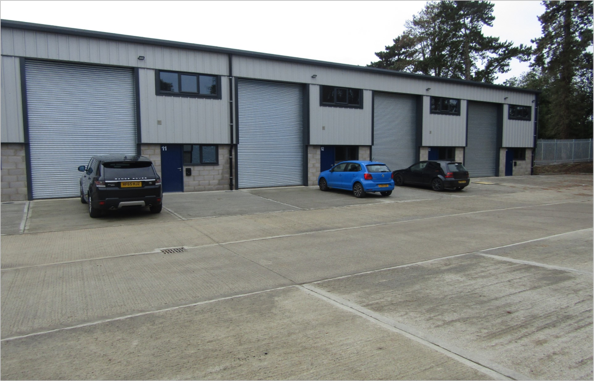 Units 11 & 12, The Firs, Watermill Industrial Estate, Aspenden Road, Buntingford