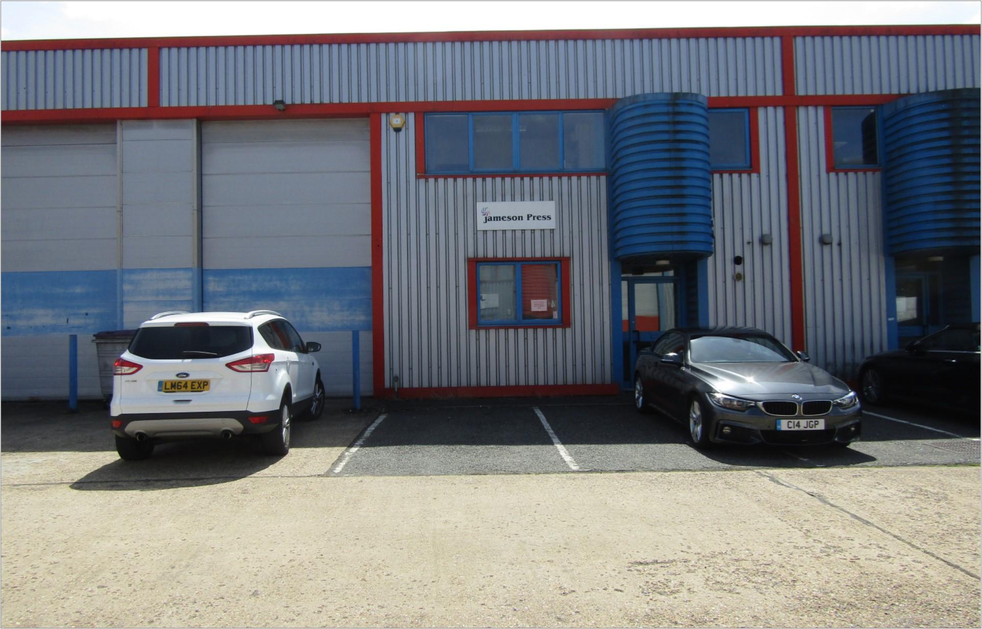 Unit 12, Mead Business Centre, Mead Lane, Hertford