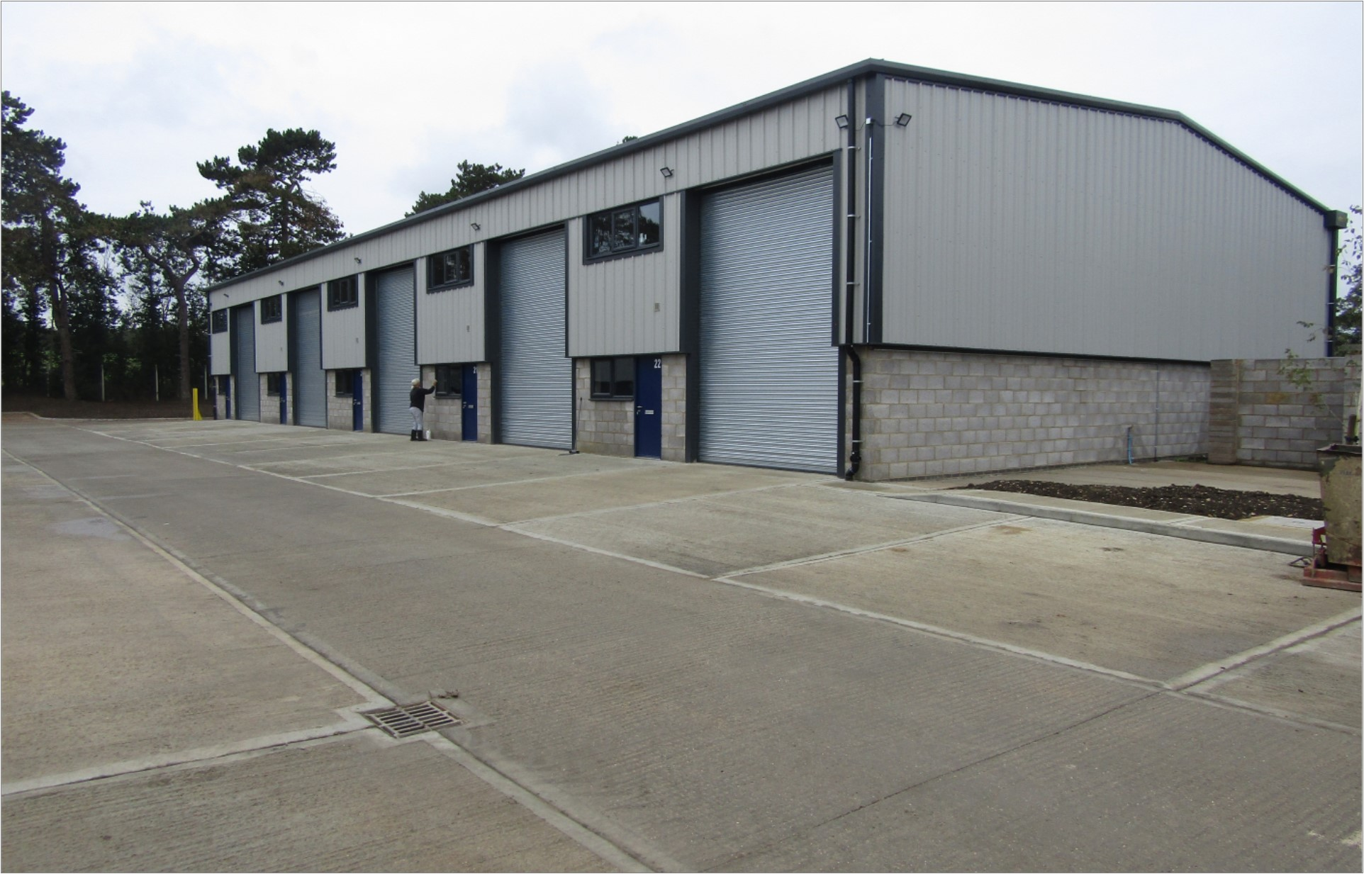 Unit 22, The Firs, Watermill Industrial Estate, Aspenden Road, Buntingford