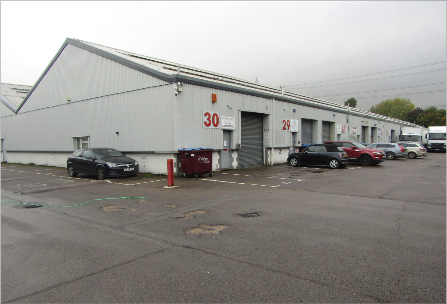 Unit 30, Hillgrove Business Park, Nazeing Road, Nazeing