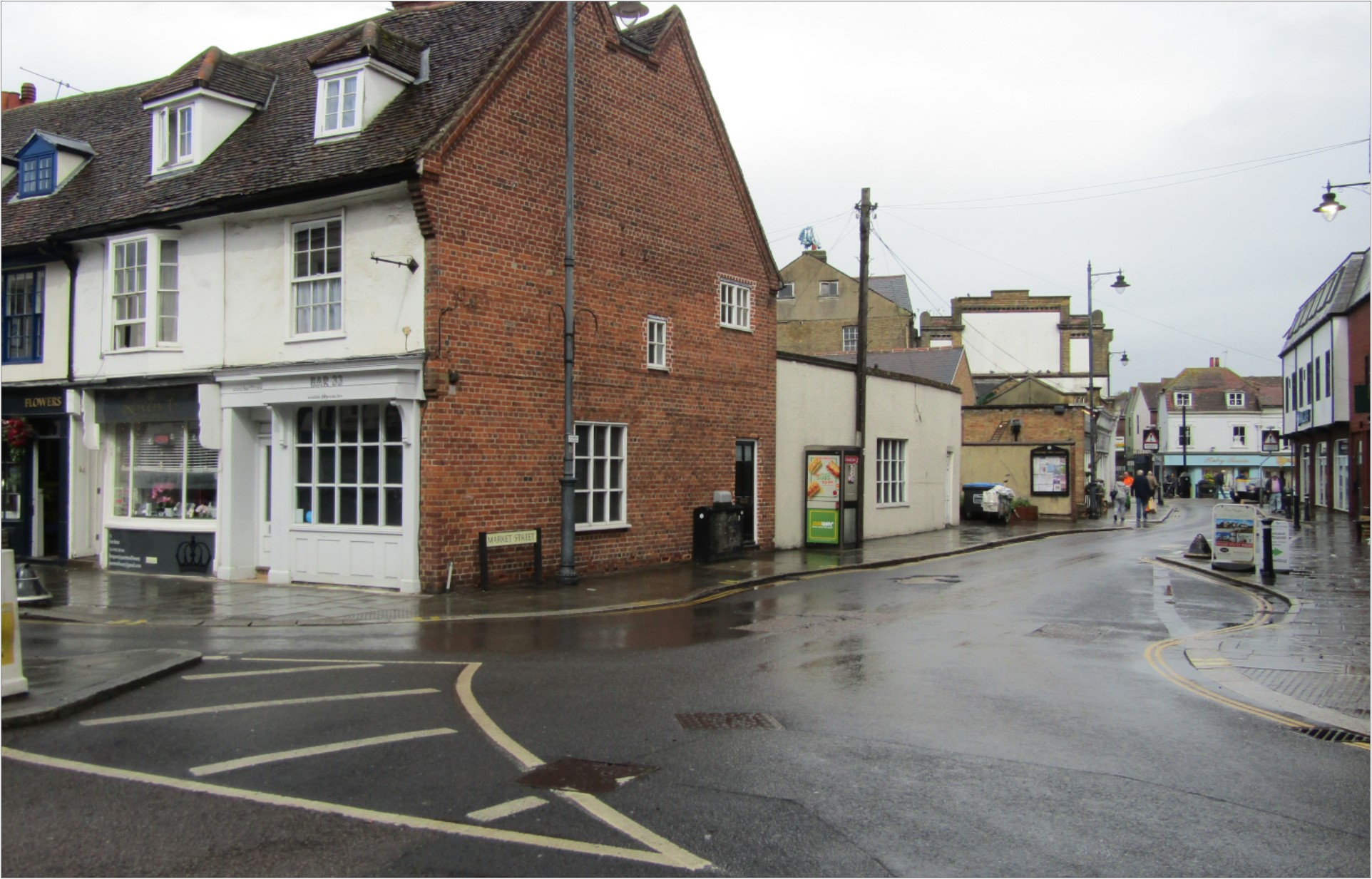 33-35 Fore Street, Hertford
