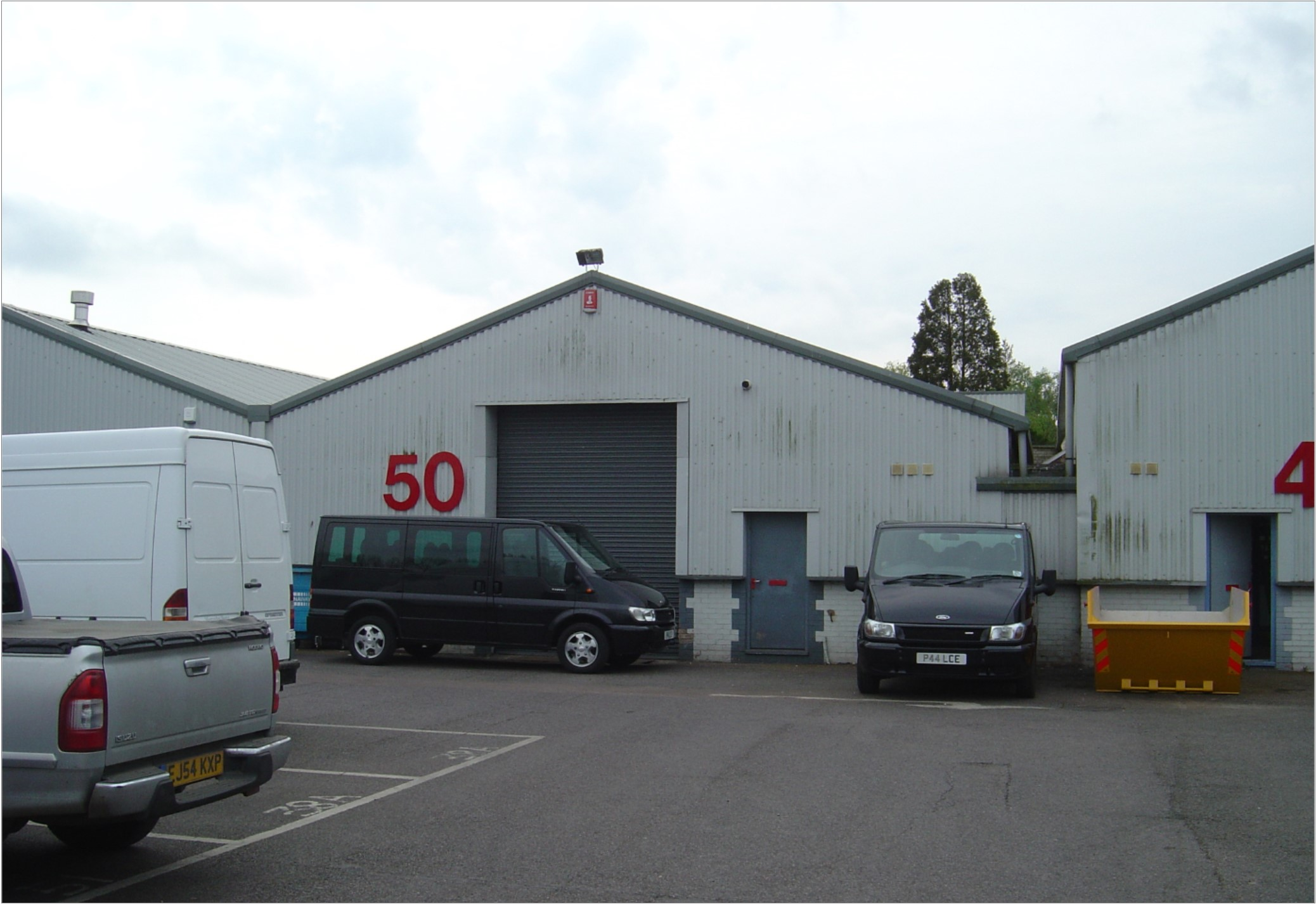 Unit 50, Hillgrove Business Park, Nazeing