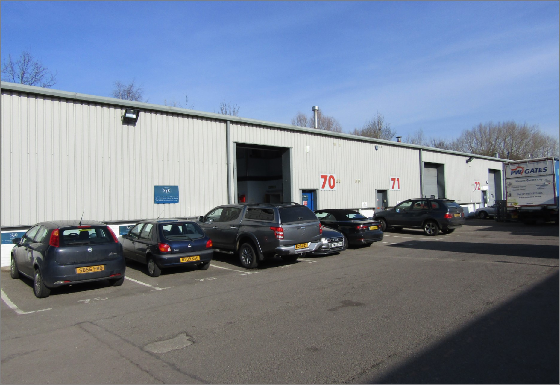 Unit 70, Hillgrove Business Park, Nazeing Road, Nazeing