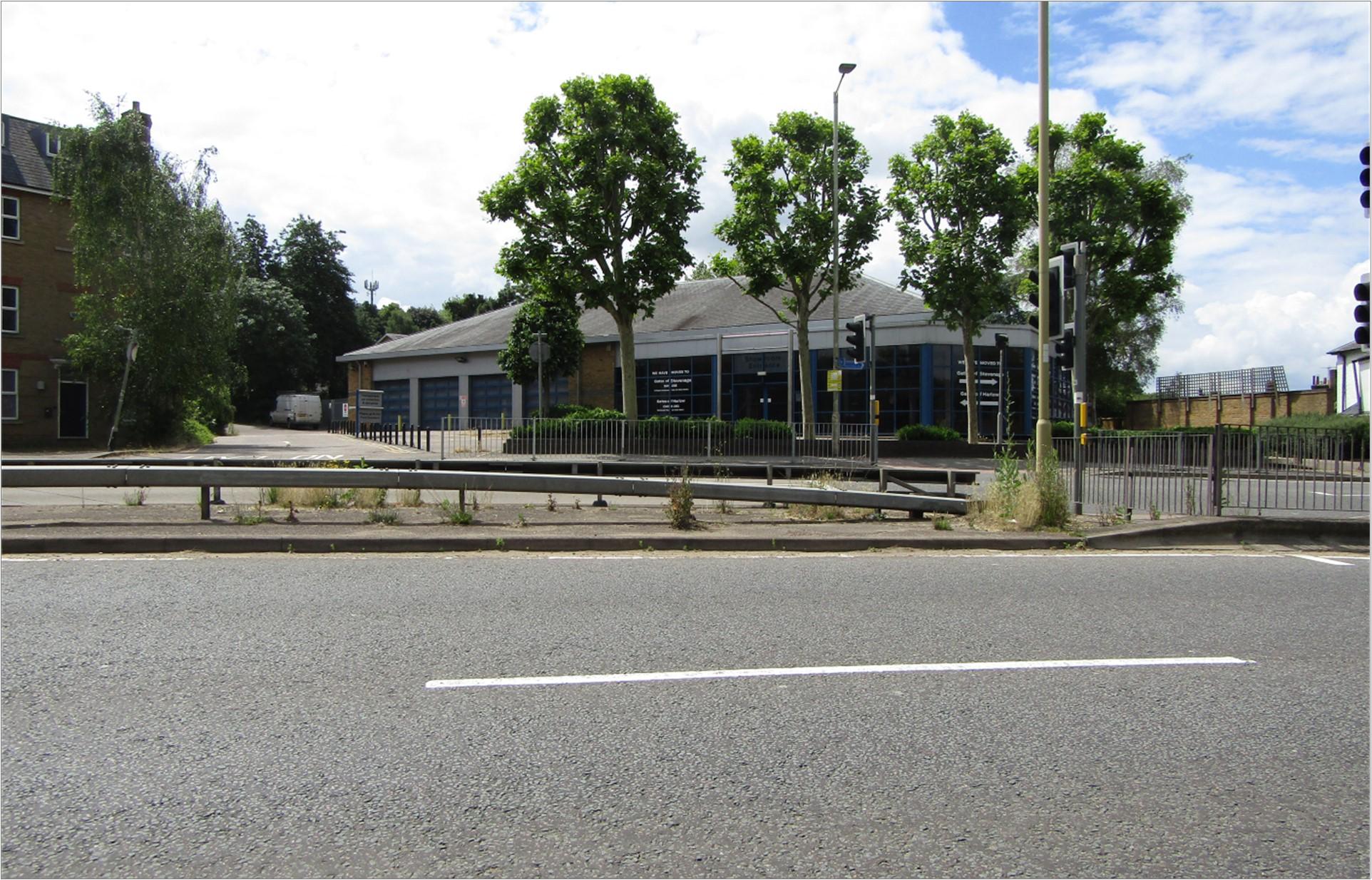 Gascoyne Way (A414), Hertford