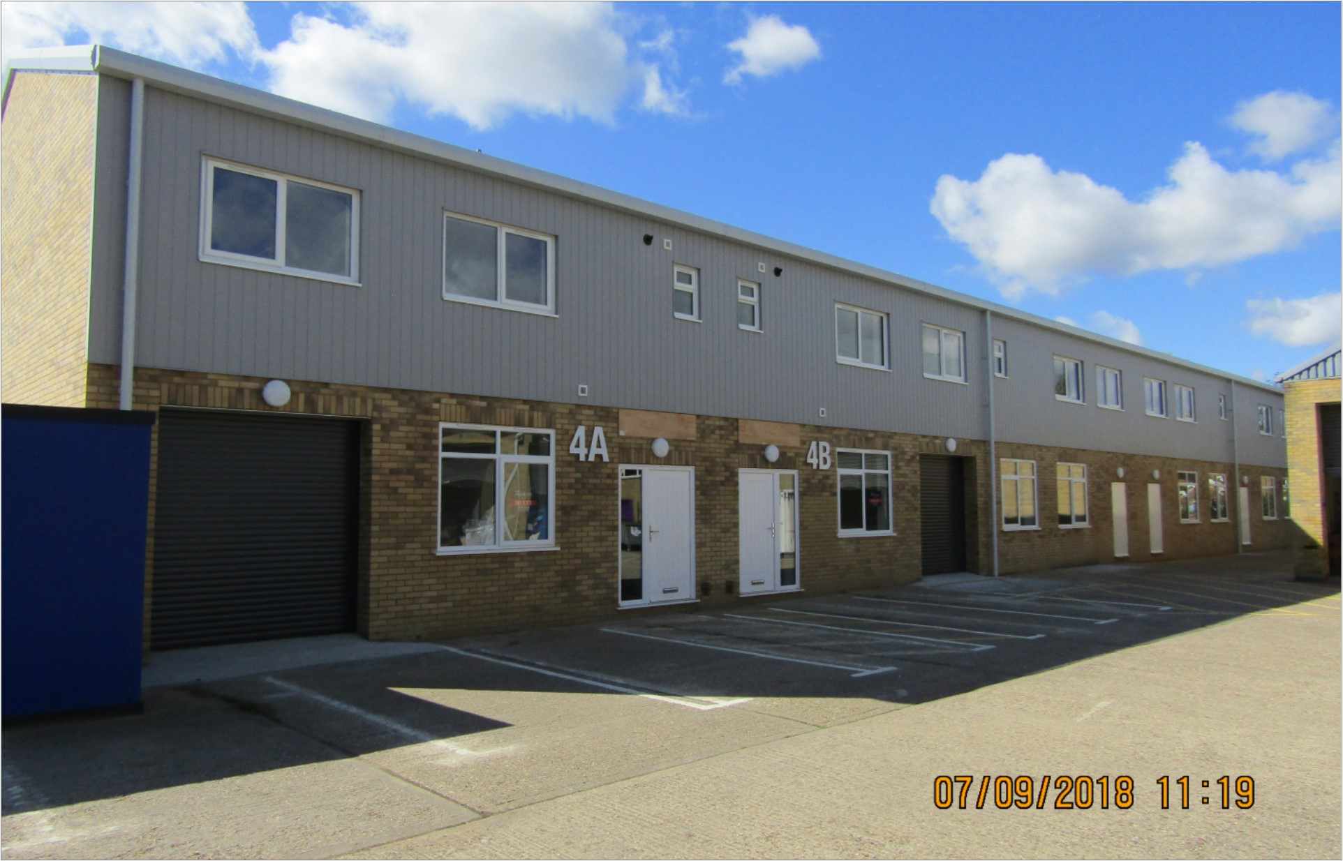 Unit 4a, Great Northern Works, Hartham Lane, Hertford