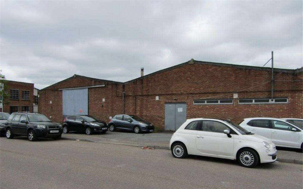 Bays 1 & 2, Lurashell Building, Marsh Lane, Ware
